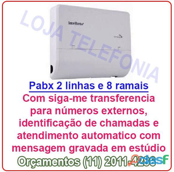 Conserto de PABX & Interfonia de Condominios 8