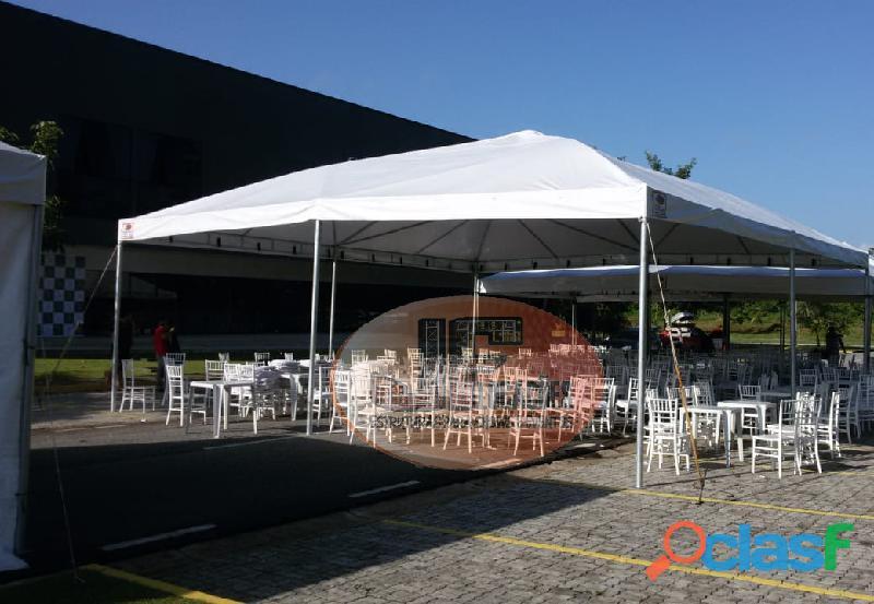 Locação de Tenda de 10x10m em Belém 1