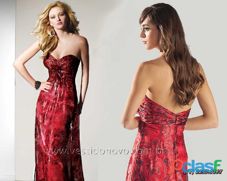 Vestido vermelho plus size formatura mae do noivo madrinha zona sul São Paulo, aclimação, cambuci 0