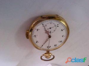 Relógio de bolso em ouro lepic soneria 0