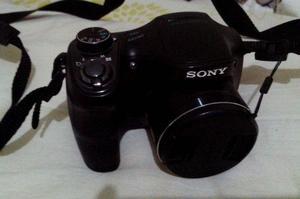 Sony Cyber Shot DSC H200 0