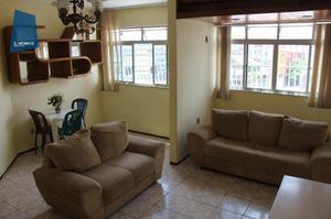 Apartamento Mobiliado no Montese, 85m², 2 suítes, 3 0
