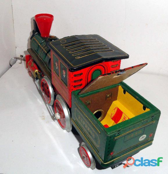Locomotiva da Modern Toys, na caixa original. Raríssima. 2