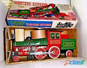 Locomotiva da Modern Toys, na caixa original. Raríssima. 0
