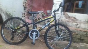 Bicicleta aro 26 da marca Mormaii 21 marchas troco por xbox 0