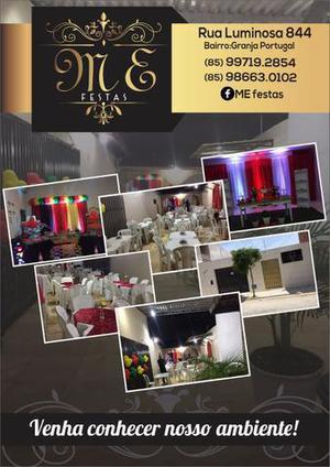 Espaço de festa e eventos sociais no bairro Granja Portugal 0