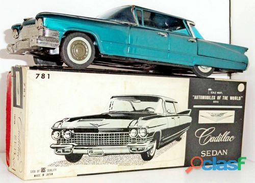 Cadillac Sedan.Bandai.Na caixa original. 2