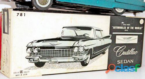 Cadillac Sedan.Bandai.Na caixa original. 7
