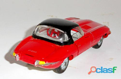 "Jaguar ""E"" Type da Tekno dinamarquesa. 4"