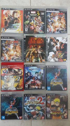 Jogos De PlayStation 3 (originais perfeito estado) 0