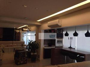 Apartamento residencial para locação, Cidade Monções, 0