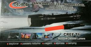 Lanterna Tática 98000w 0