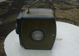 Maquina fotografica Bieka (decada 60), seminova, 0