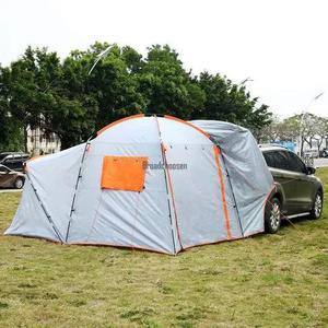 Portátil À Prova D'água Suv Tenda Camping Caminhadas 0