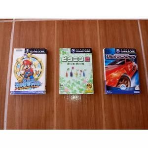 Jogos Game Cube Japones Original!! Nostalgia!! 0