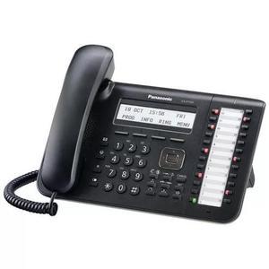 Telefone Ks Digital Panasonic Kx-dt543x-b Preto 0