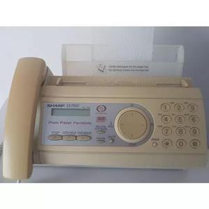Fax Sharp Ux-p100 - Fax + Telefone + Copiadora 0