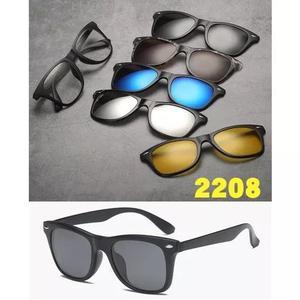 Armação Óculos Grau Clip On 6 0