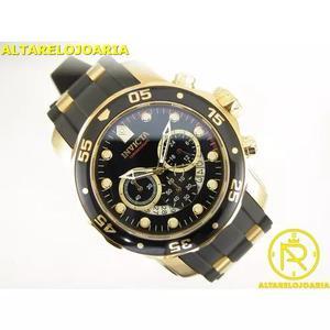 Relógio Invicta Cronografo Pro Diver 6981 Original 0