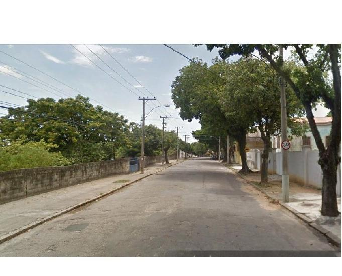 Santa Cruz - Terreno 560m2 (5x112) - 2 Frentes - RGI 0