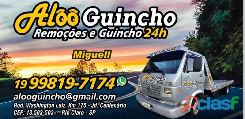 Auto soccoro e guincho 24h 0