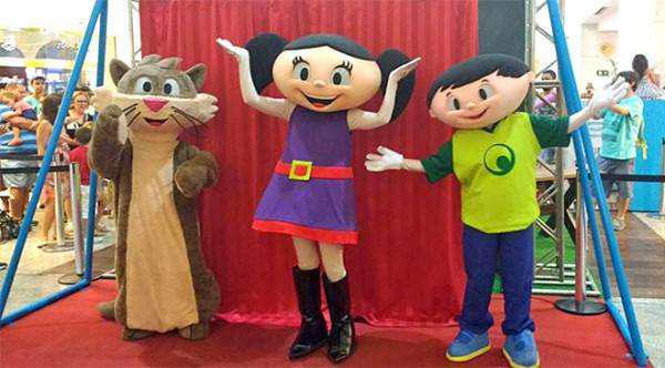 Personagem Show da Luna Para Festa Infantil Bh e Regiao 0