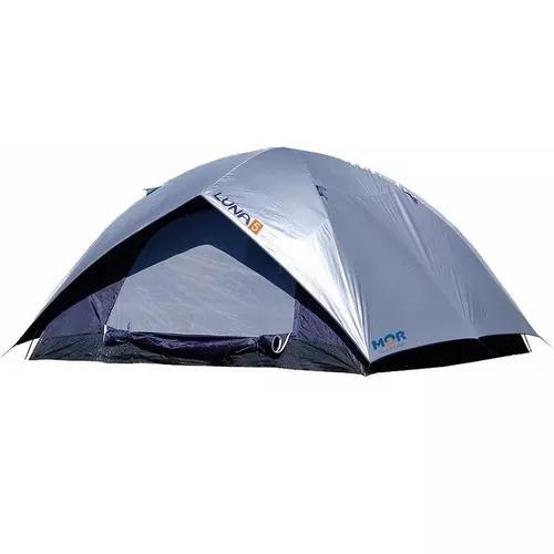 Barraca Luna 5 Pessoas Mor Camping Acampamento Praia 0