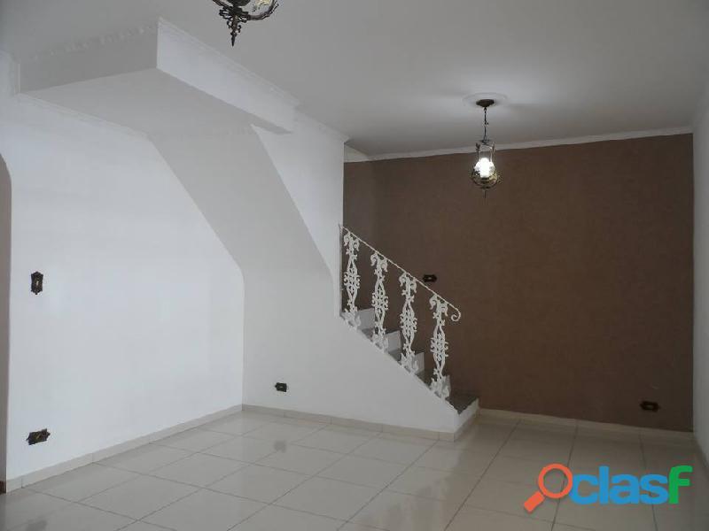 Sobrado 3 Dormitórios com Edícula 176 m² em Santo André   Jardim Santa Cristina. 0
