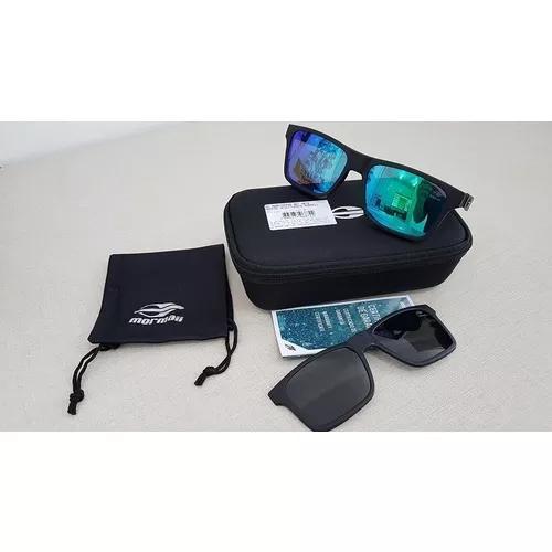 Oculos Grau Mormaii Swap M6057ace56 Clip On Polarizados 0