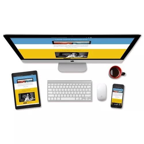 Criação De Sites, Lojas Virtual, Marketing Digital 0