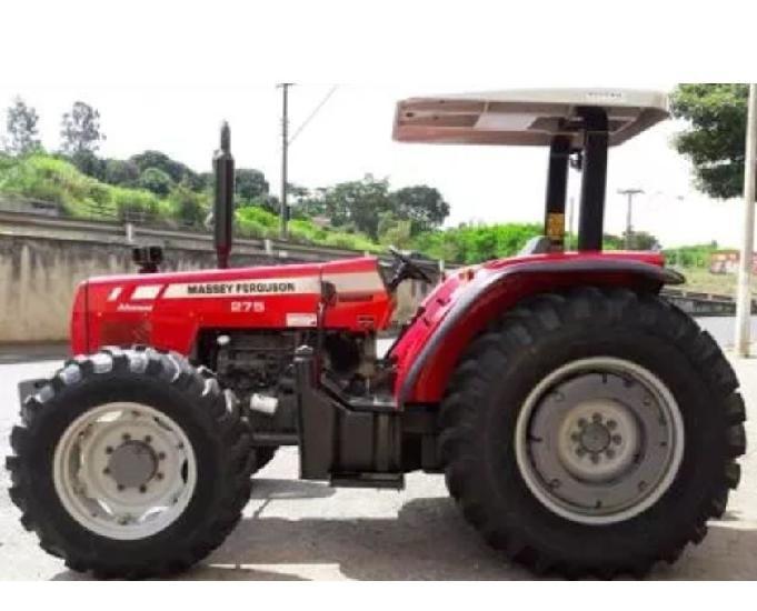 Mf 275 4x4 Ano 2010 0