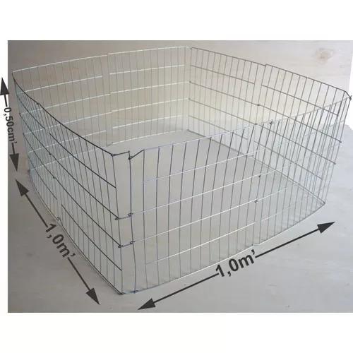 Cercado Canil Para Cães - Pequeno Chocmaster 0