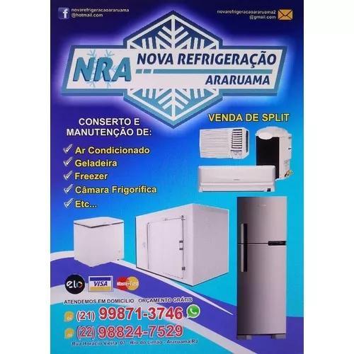 Consertos E Manutenção De Freezer,geladeira,câm. 0