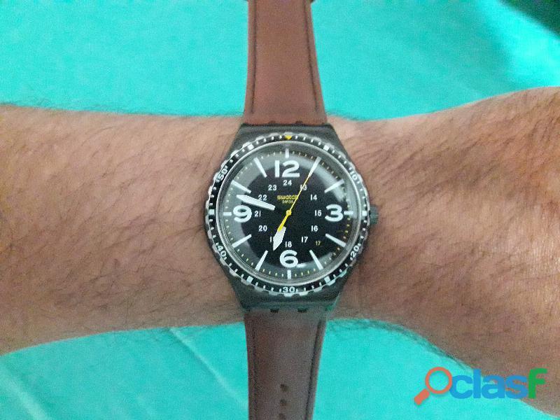Relógio Swatch Special Unit Novo em Folha 0