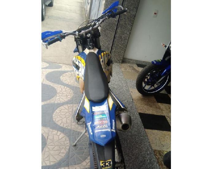 Husaberg fe 250 azul 2013 R$26.000 revisada e muito nova 0