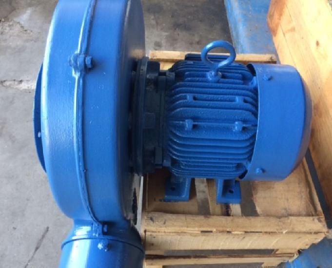 Ventoinha Exaustor Ventilador Turbina Forja 5 Cv 3500 Rpm 0