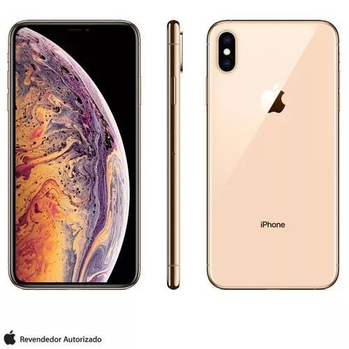 iPhone Xs Max 64 Gb Lacrado Original Apple+nota Fiscal 0