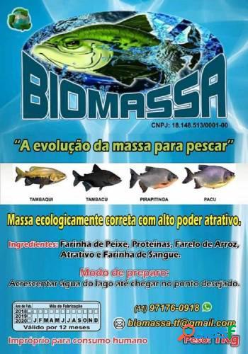 Massa Para Pesca Biomassa Redondo 0