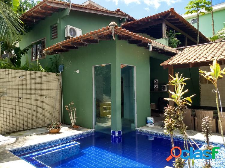 Vendo Excelente casa em Condomínio fechado, com 4 quatro casas, Aceita Financiar! 2
