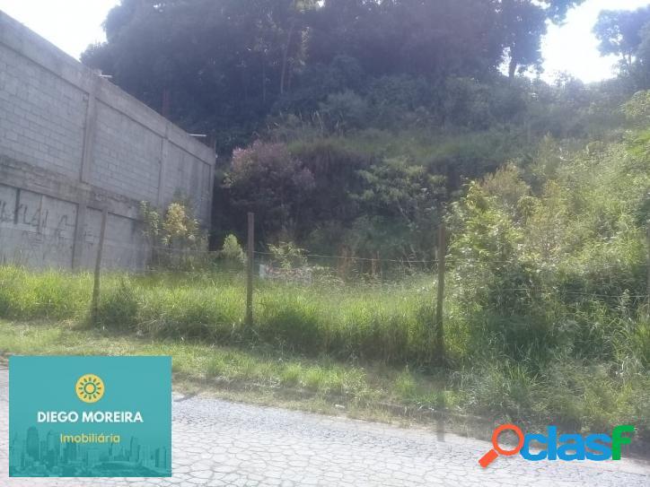 Terreno à venda em Mairiporã com escritura e terraplanagem 1