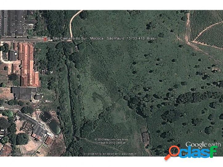 Mococa - Área 7822 m², Ideal p Loteamento, chácara ou sítio 2