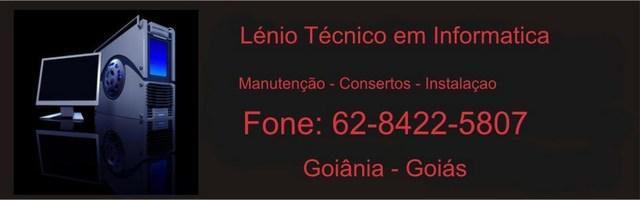Assistência técnica de notebook Goiânia, Aparecida de 0