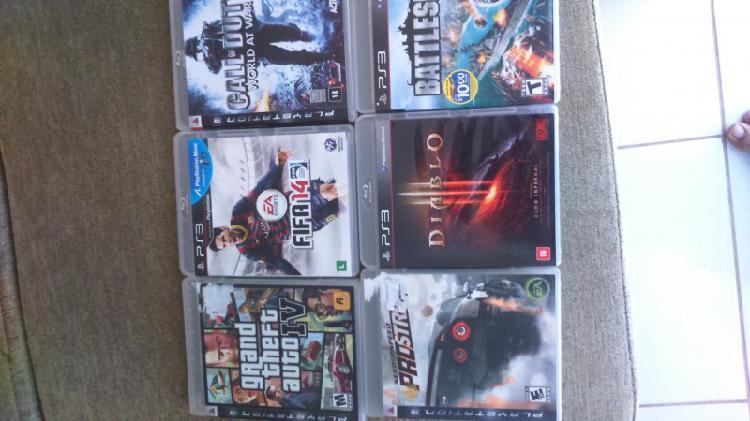 jogos PS 3 BARBADA 0