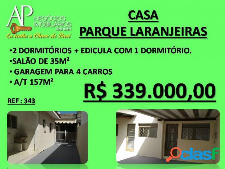 Casa Jd. Laranjeiras 1