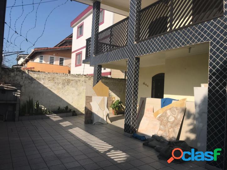 Sobrado, Canto do Forte, Praia Grande, SP, cód. 2442 1