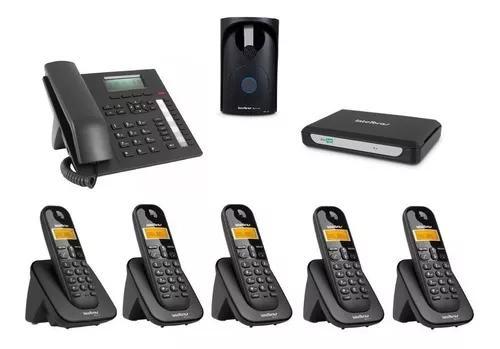 Central Pabx Intelbras Telefone S 0