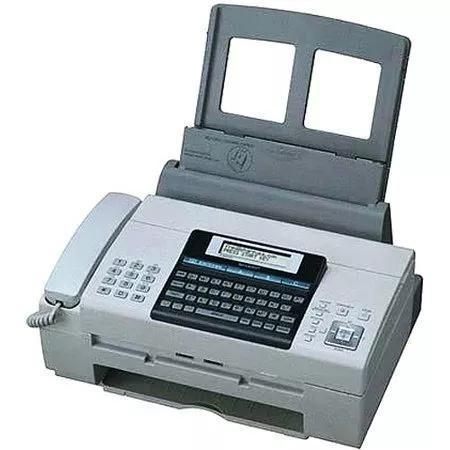 Fax Por E-mail - Sharp - Ux D1200se - Único - Raridade 0