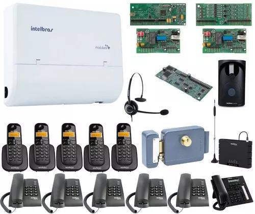 Kit Pabx Disa Dect Ts 3111 Pleno Ti 830i Xpe 1001plus Kit 16 0