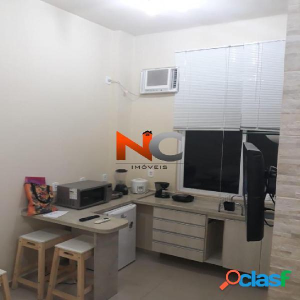 Apartamento com 1 dorm, Centro, Rio de Janeiro - R$ 240.000,00, 28m² - Codigo: 532 3