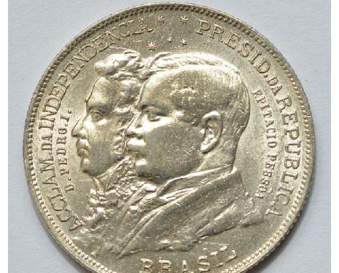 COMPRO MOEDAS DE PRATA DE 1922 ATÉ 1938 PAGO R$300,00 O Kg 0